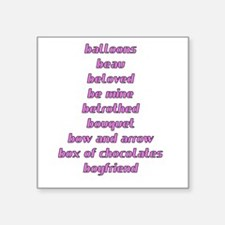 balloons beau beloved be mine betrothed bouquet bo