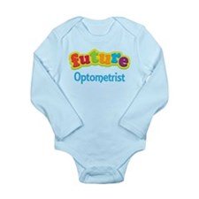 Future Optometrist Long Sleeve Infant Bodysuit