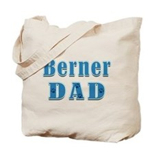 Berner Dad Tote Bag