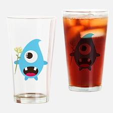 Violet Drinking Glass