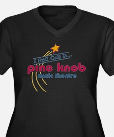 pine knob Plus Size T-Shirt