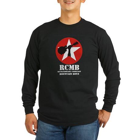 RCMB_jersey_black_4 Long Sleeve T-Shirt