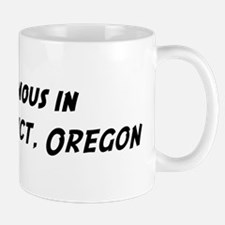 Famous in Pearl District Mug