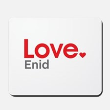 Love Enid Mousepad