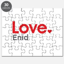 Love Enid Puzzle