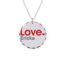 Love Ericka Necklace