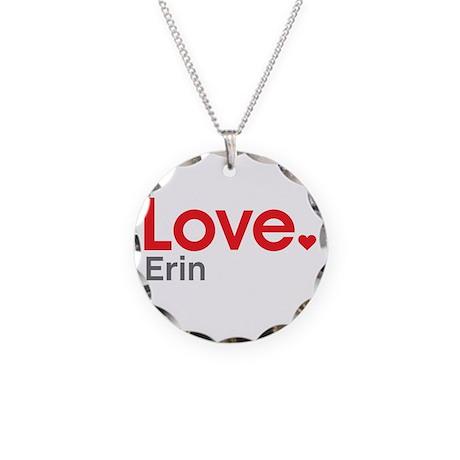 Love Erin Necklace