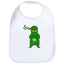 Irish Ninja Bib
