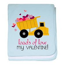 Loads of Love baby blanket