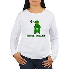 Irish Ninja Long Sleeve T-Shirt