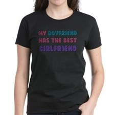 Boyfriend Has Best Girlfriend T-Shirt