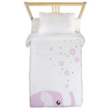 Cute elephant Twin Duvet