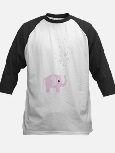 Cute elephant Baseball Jersey