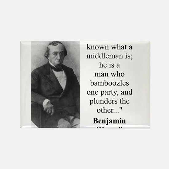 It Is Well Known - Disraeli Magnets