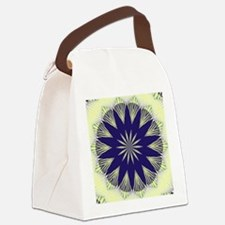 FRACTALSCOPE 02 Canvas Lunch Bag