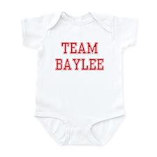 TEAM BAYLEE  Infant Bodysuit