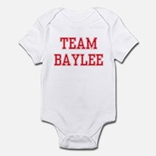 TEAM BAYLEE  Infant Bodysuit