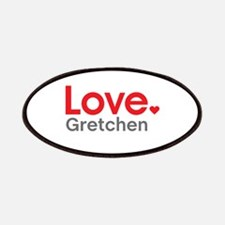 Love Gretchen Patches