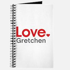 Love Gretchen Journal