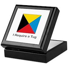 require tug.png Keepsake Box