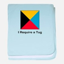 require tug.png baby blanket