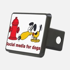 social media for dogs.png Hitch Cover