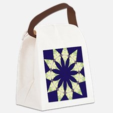 FRACTALSCOPE 05 Canvas Lunch Bag