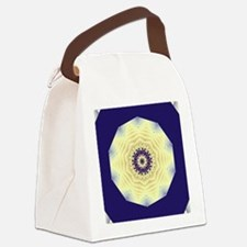 FRACTALSCOPE 06 Canvas Lunch Bag