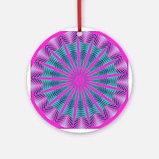 FRACTALSCOPE 10 Ornament (Round)