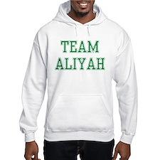 TEAM ALIYAH Hoodie Sweatshirt