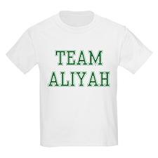 TEAM ALIYAH  Kids T-Shirt