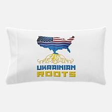 American Ukrainian Roots Pillow Case