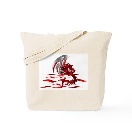 Solo Lava dragons Tote Bag