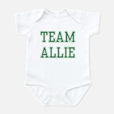 TEAM ALLIE  Infant Bodysuit