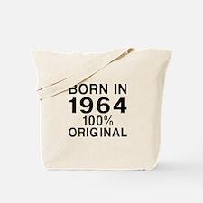 Born In 1964 Tote Bag