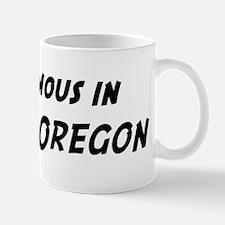 Famous in Tigard Mug