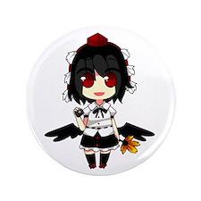 """Chibi Aya 3.5"""" Button"""