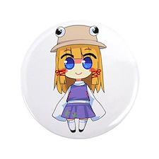"Chibi Suwako 3.5"" Button"