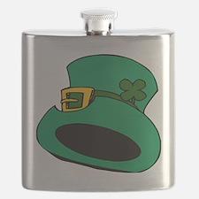 Irish Top Hat Flask