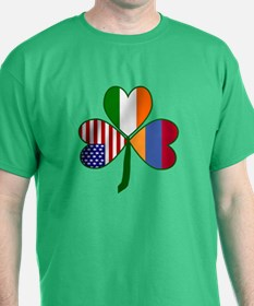 Shamrock of Armenia T-Shirt