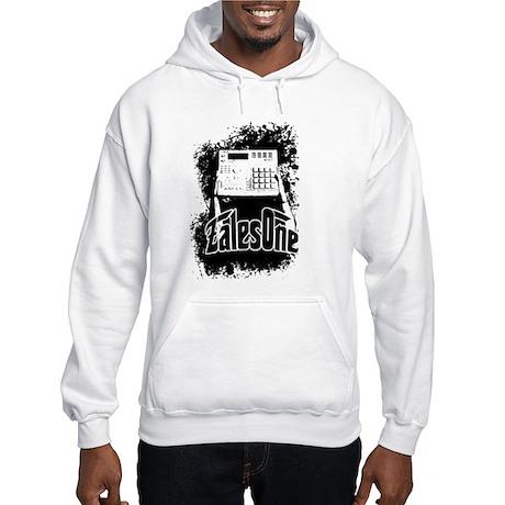 MP Head Hooded Sweatshirt