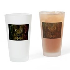Rasta of Depth and Magnitude Drinking Glass