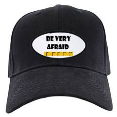 Ruler Be Very Afraid Black Baseball Hat