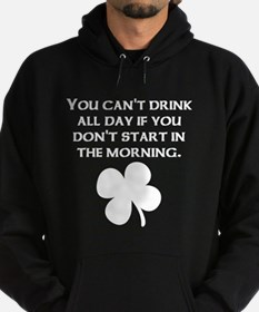 Start In The Morning Hoodie