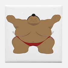 Big MoyTau SUMO Tile Coaster