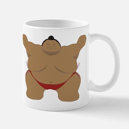 Big MoyTau SUMO Mug