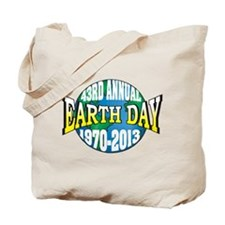 Earth Day 2013 Tote Bag