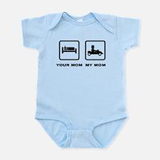 Karting Infant Bodysuit