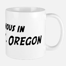 Famous in Seal Rock Mug