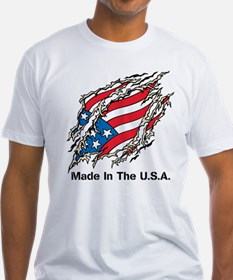 Made In The USA Men's Shirt